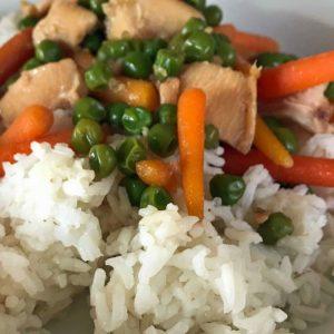 Instant Pot Chicken Stir Fry