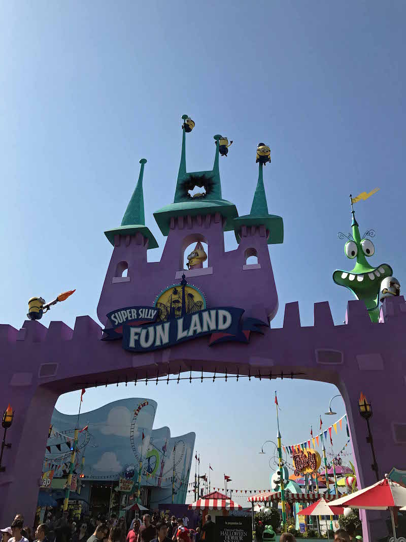 4 Reasons Universal Studio s Hollywood Is Better Than Universal Orlando Super Silly Fun Land at Universal Studios Hollywood