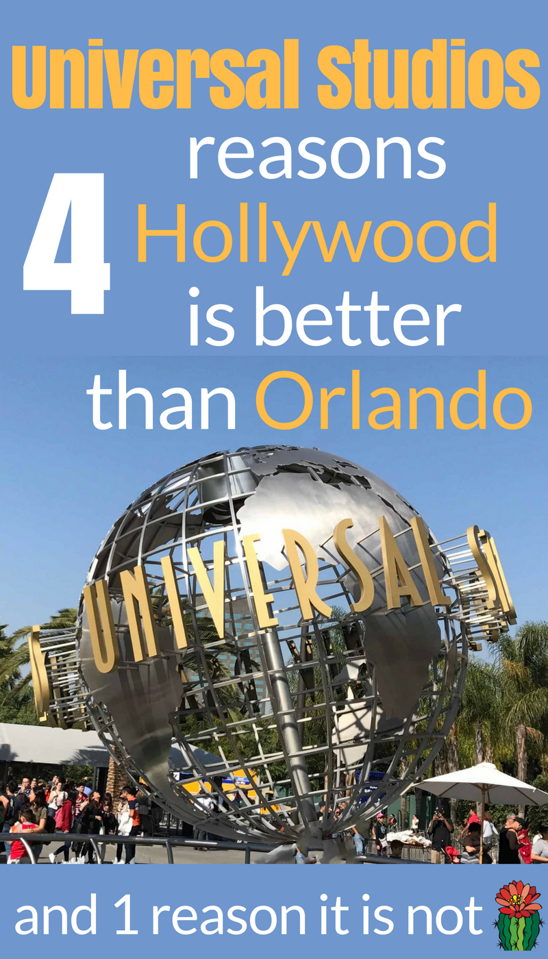 Looking for secrets to planning a Universal Studios Hollywood trip with kids? Read my tips on why Universal Studios Hollywood Is Better than Universal Orlando & 1 reason it's not. You'll want to know if your Harry Potter & Simpsons fan will be happy with the rides & food you'll find in the Los Angeles, California park.