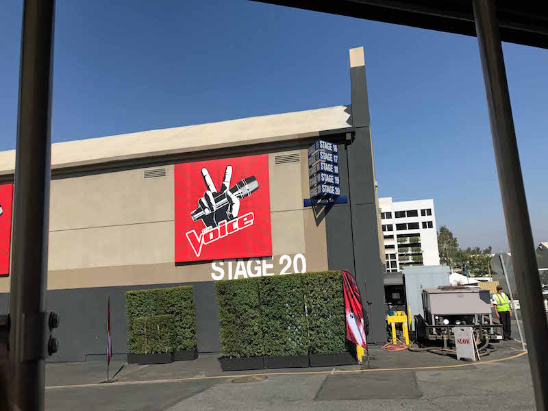 4 Reasons Universal Studio s Hollywood Is Better Than Universal Orlando - Voice on Stage 20 at Universal Studios Hollywood