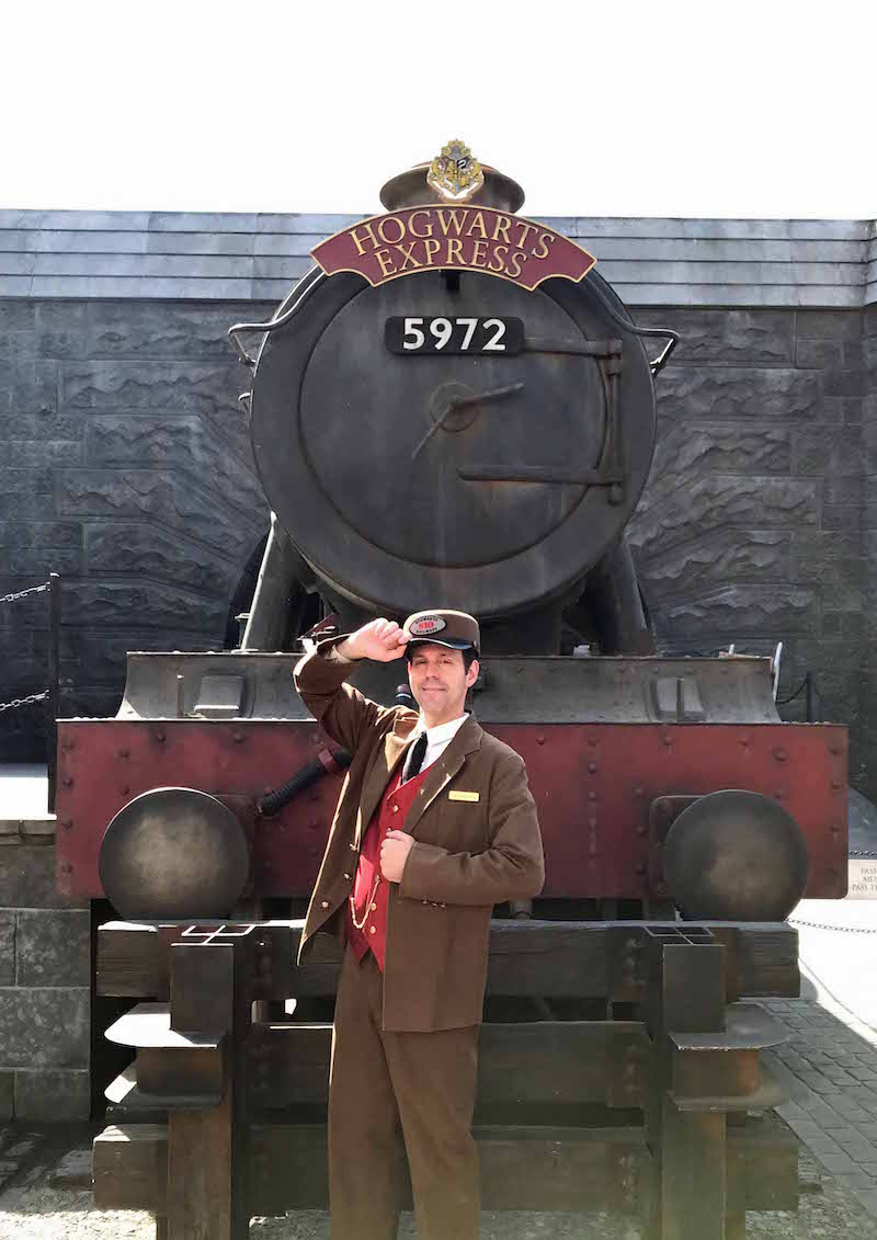 One of the essential stops in Southern California with kids is Universal Studios Hollywood to see the Wizarding World of Harry Potter!