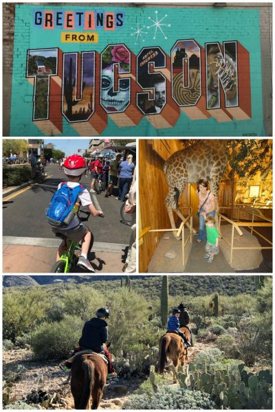 50 things to do in Tucson with kids