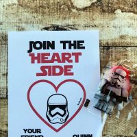 Join the Heart Side Star Wars Valentines