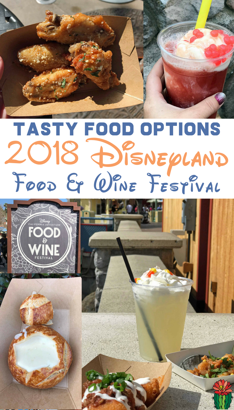 Looking for tips for the Disney Food and Wine Festival? Not the Walt Disney World version held at Epcot but the West Coast version held at Disney California Adventure, then I am your girl! Check out my non-foodie tips including the best food, non-alcoholic drinks, where to find seating and if you should bring your kids! #Disney #Disneyland #DisneyFood