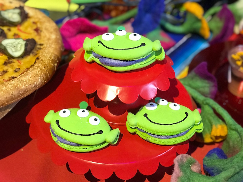 Eat Pixar food at Disneyland on the Pixar Fest Scavenger hunt at Disneyland