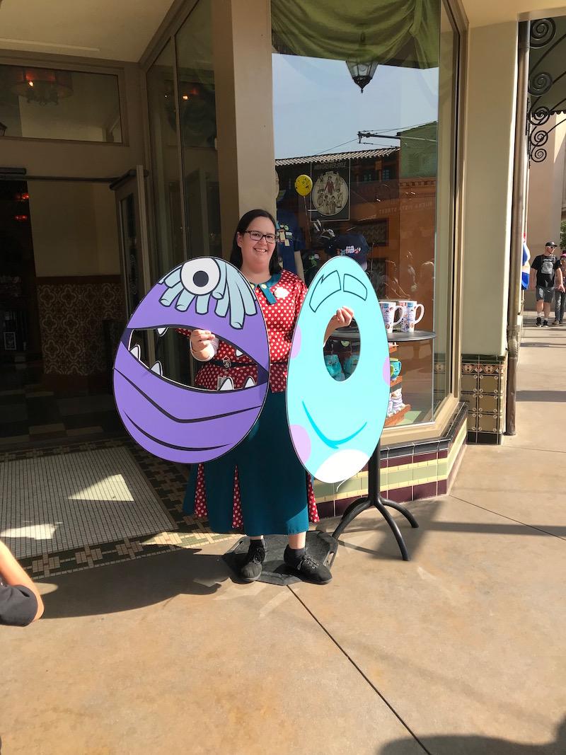 Find Pixar Photo opps on the Pixar Fest Scavenger Hunt at Disneyland