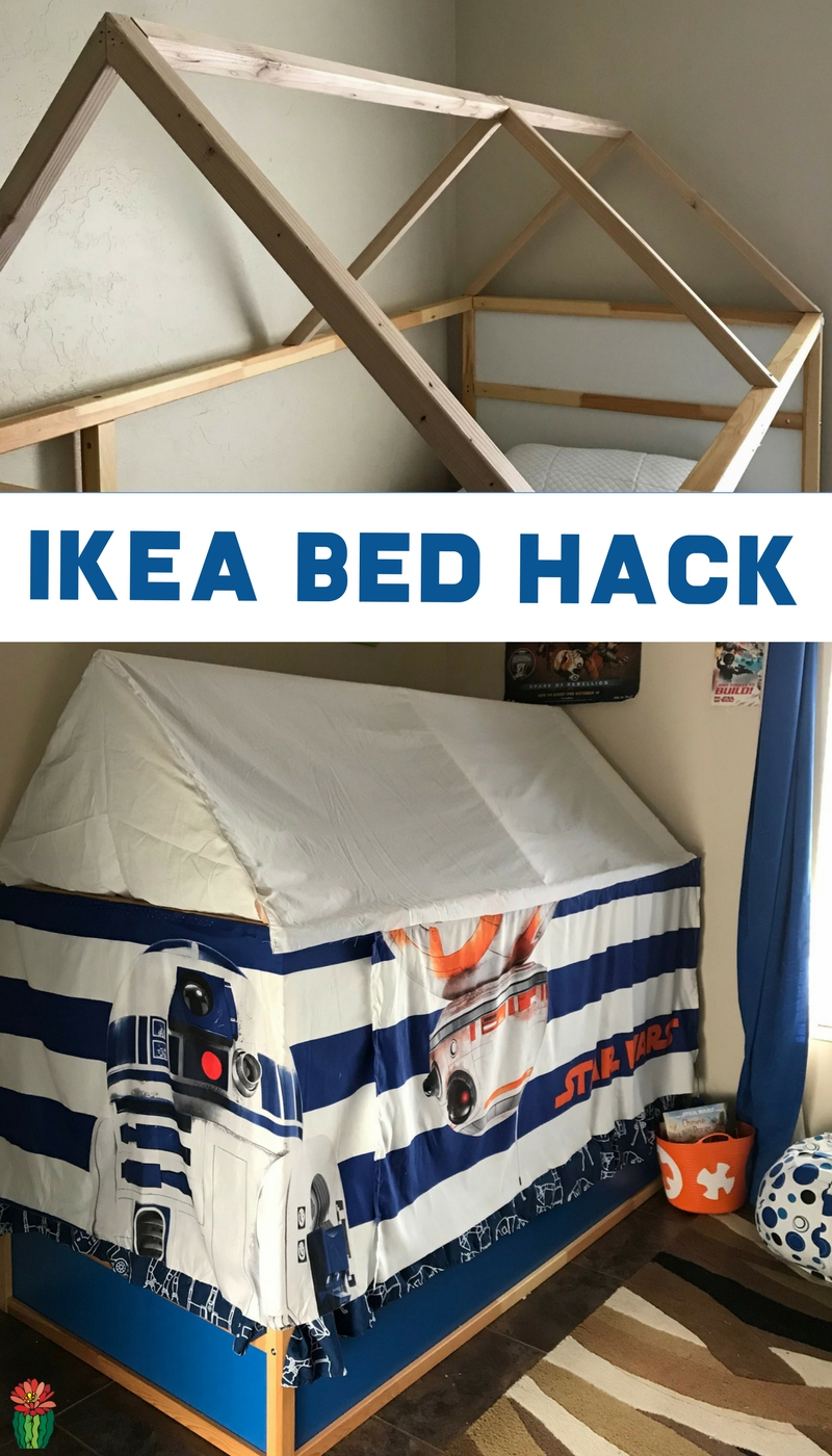 Ikea Kura Bed Hack Diy Bed Tent Desert Chica