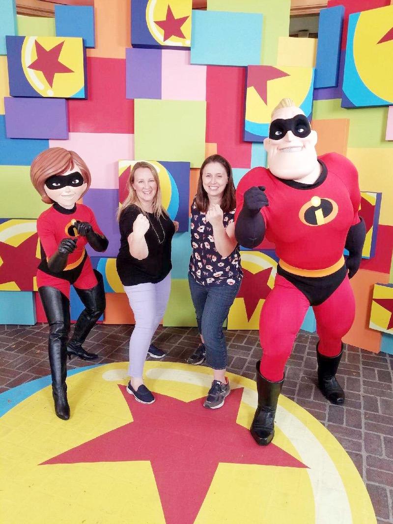 Meet your favorite Pixar characters during the Pixar Fest Scavenger Hunt at Disneyland
