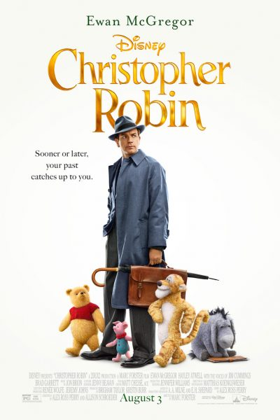 Is Christopher Robin Appropriate for all kids?