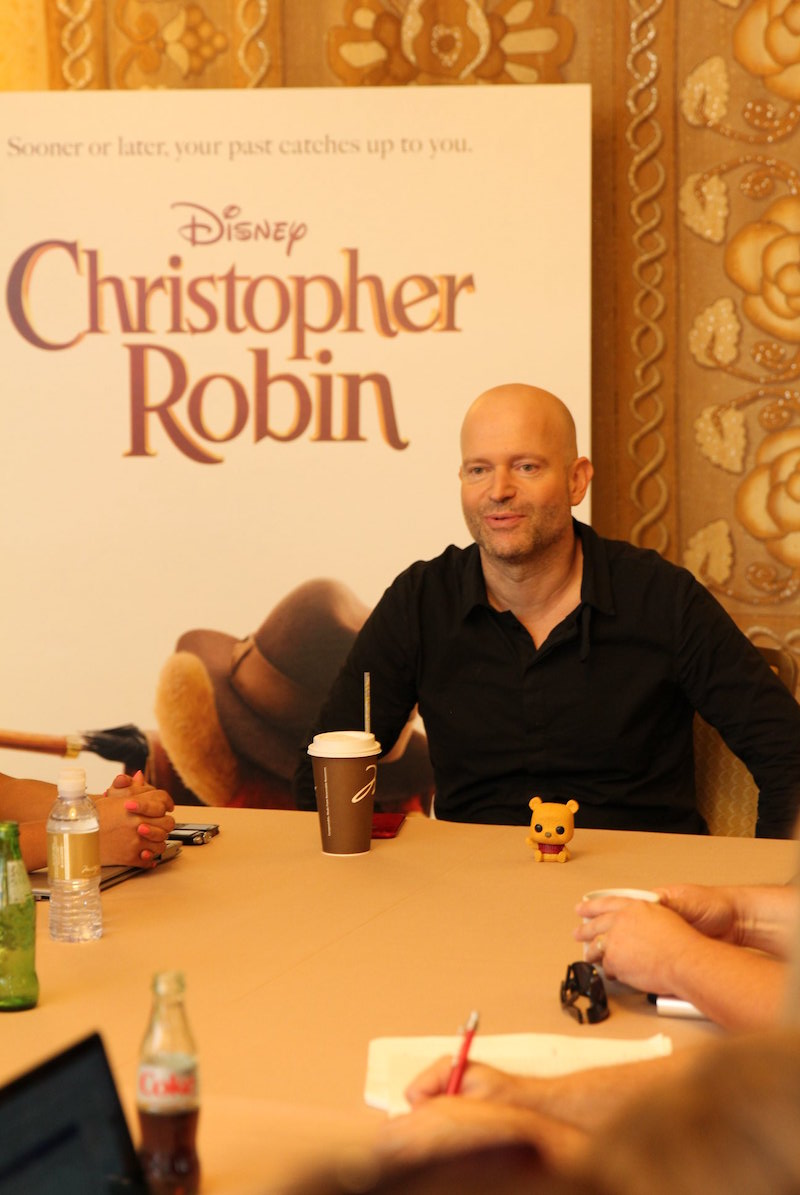 Director Marc Forster Interview for Christopher Robin Movie