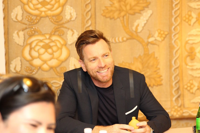 Ewan McGregor Interview for Christopher Robin Event