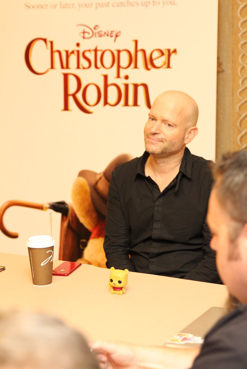 Marc Forster Interview for Christopher Robin