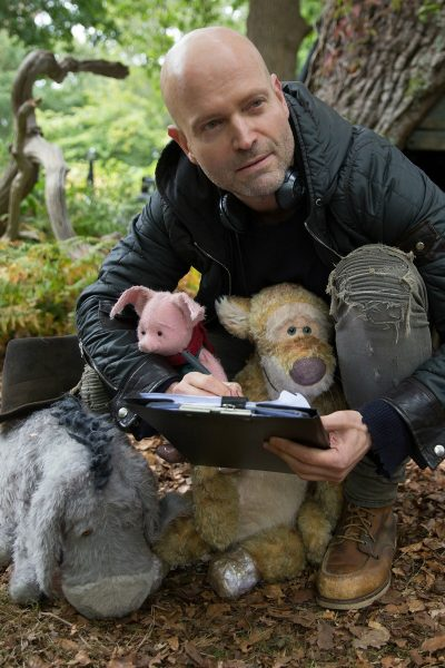 Director Marc Forster Interview for Christopher Robin #ChristopherRobinEvent