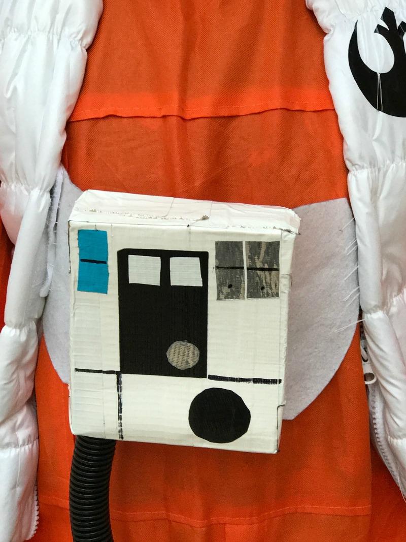 Poe Dameron Pilot Vest Control Box