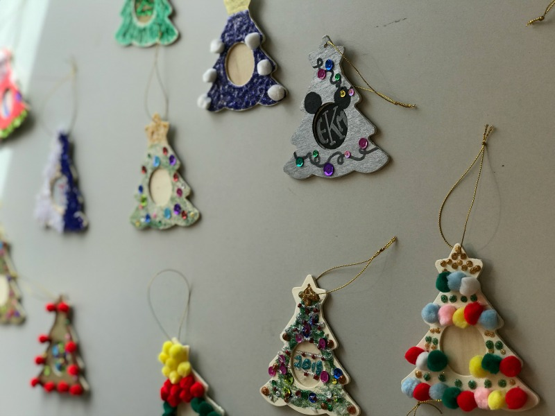 25 Days of Christmas Ornament Craft