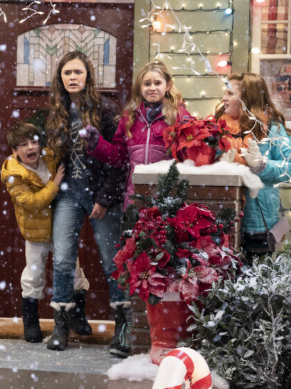 Coop and Cami Ask the World Would you Rather make a Moose Angry Holiday Episode