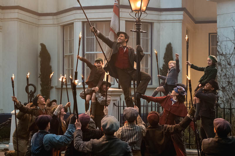 Trip a little light fantastic Dance Sequence in Mary Poppins Returns