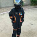 DIY Dark Voyager Fortnite Costume