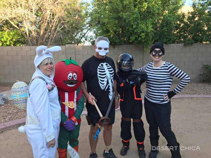 DIY Fortnite Costumes for Halloween