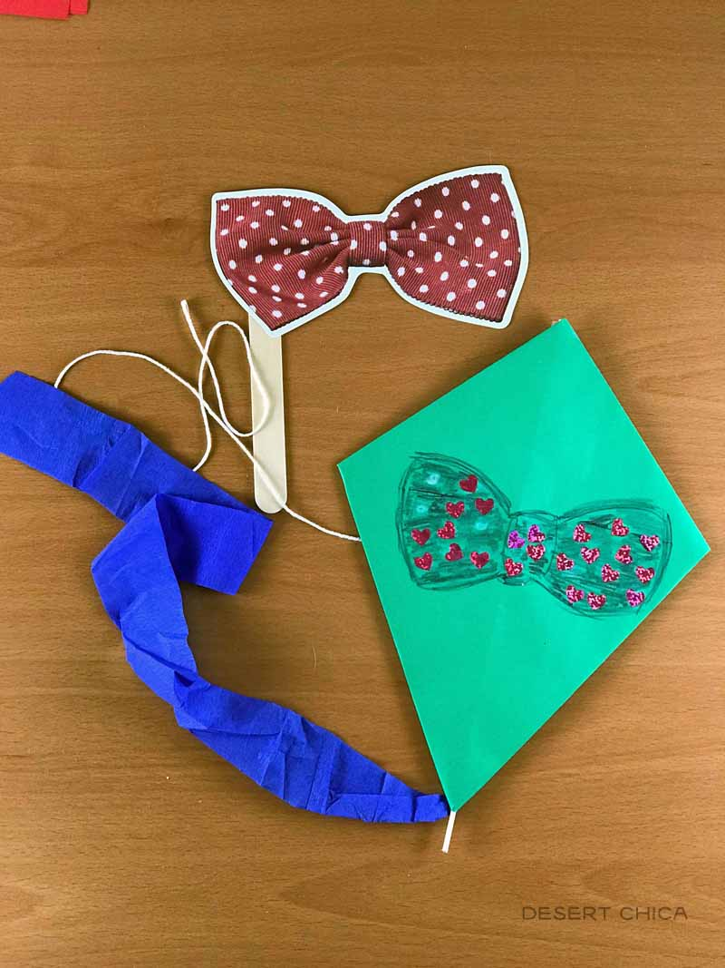 Mary Poppins Returns Premiere Party Kite Craft