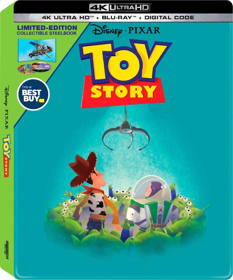 Toy Story SteelBook