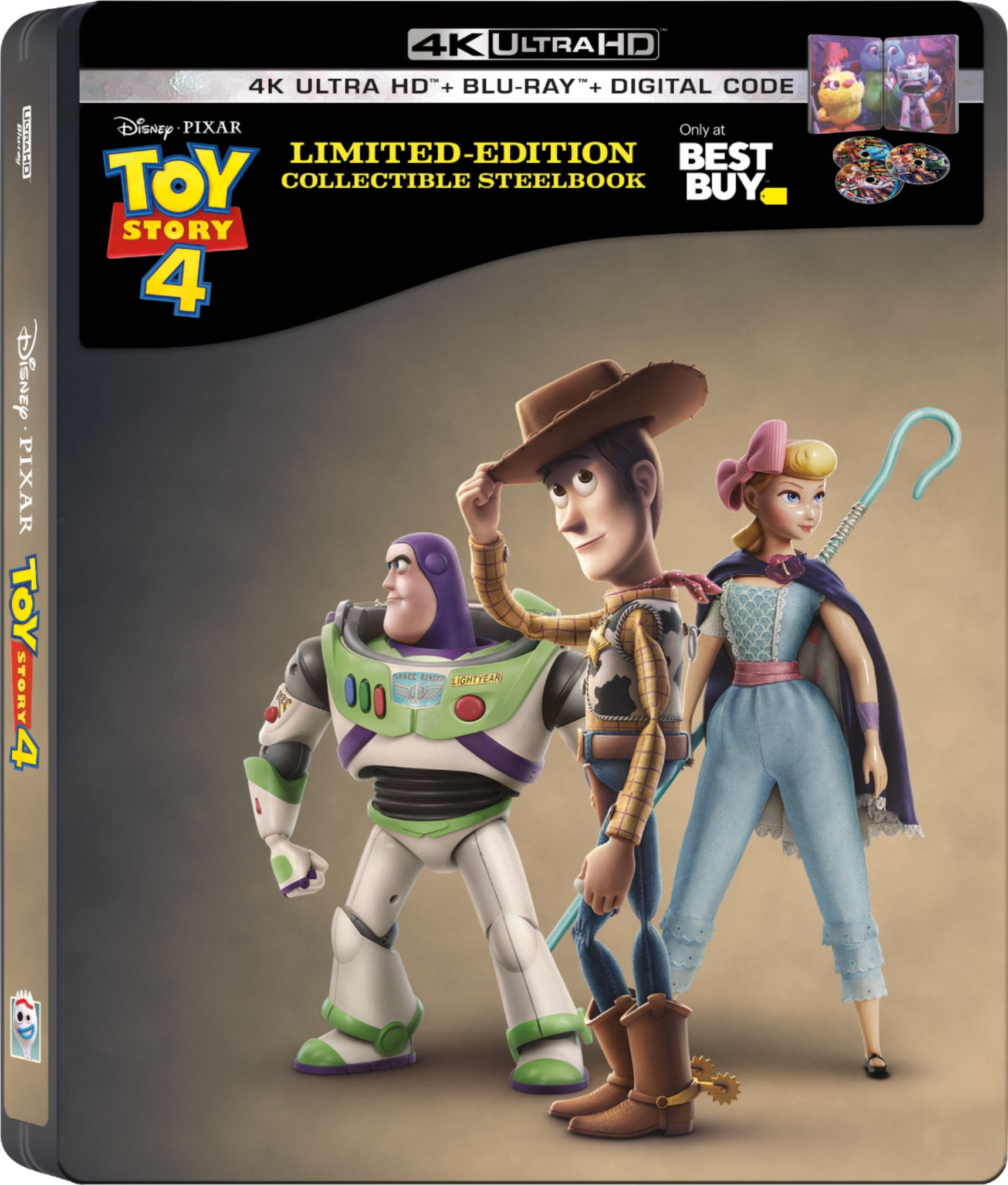 Toy Story 4 Art