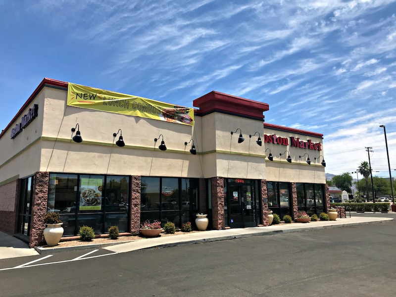 Boston Market Store Location