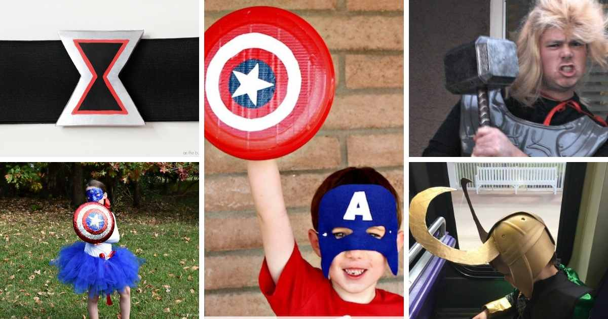 Avengers costumes ideas