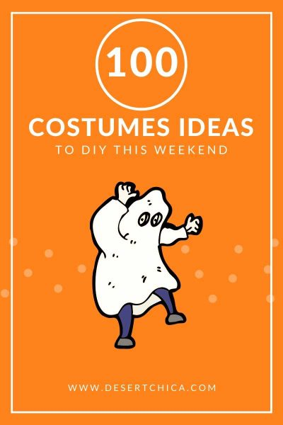 100 Costumes to DIY This Weekend