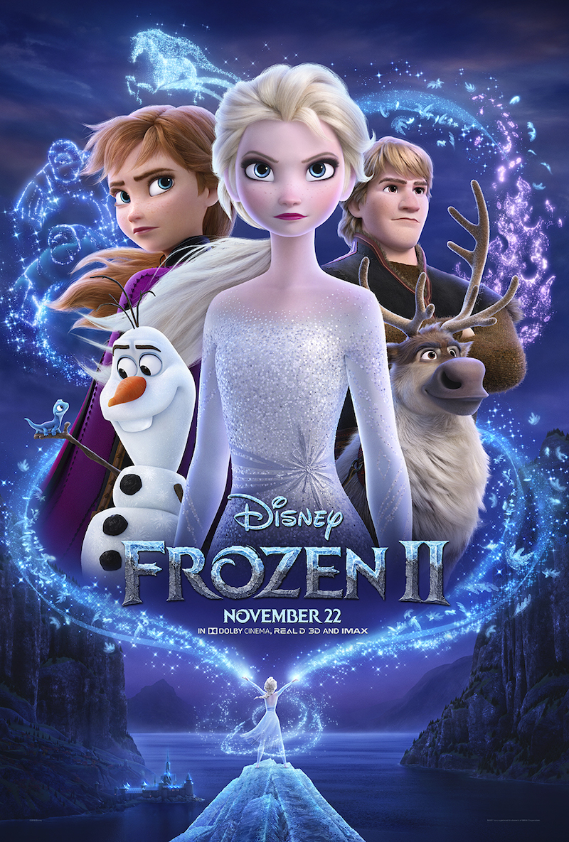 5 Fun Reasons To See Frozen 2 Desert Chica