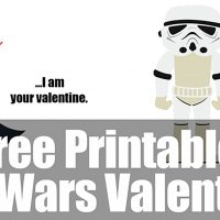 Printable Star Wars Valentines - Eat, Drink, and Save Money