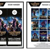Marvel's Guardian of the Galaxy – Activity Sheets and Coloring Pages