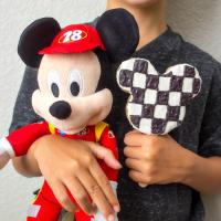 Homemade Mickey Crispy Treats