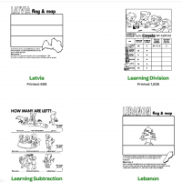 Crayola Learning Printables