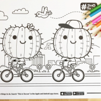 Tucson Coloring Pages
