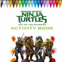 Teenage Mutant Ninja Turtles Printables