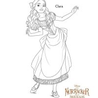 The Nutcracker and the Four Realms - Final Trailer and Coloring Pages