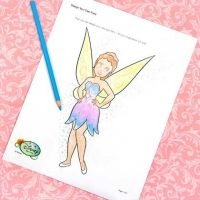 Design Your Own Fairy