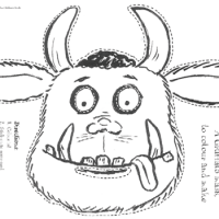 The Gruffalo Coloring Pages