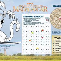 Island of Lemurs Madagascar FREE Printables