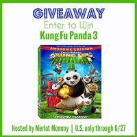 Kung Fu Panda 3 Activity Pages