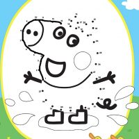Peppa Pig Rainy Day Activity Pack