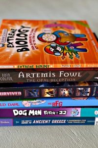 Awesome Book Series for 10 – 12 Year Old Boys