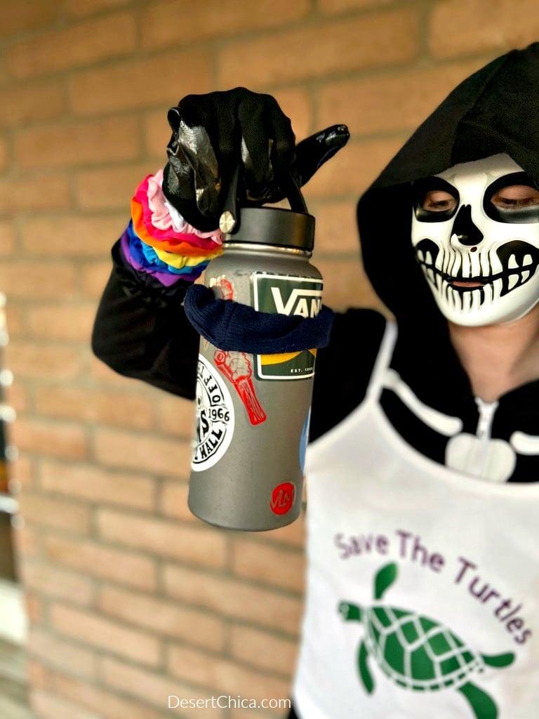 VSCO Hydro Flask Costume Accessory