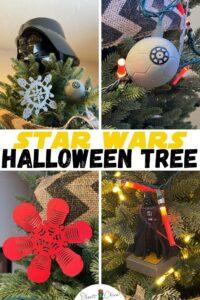 Star Wars Villains Halloween Tree