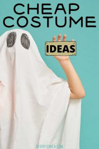 Cheap Costumes to Make at Home