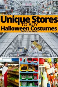 Unusual Places to Buy Halloween Costumes