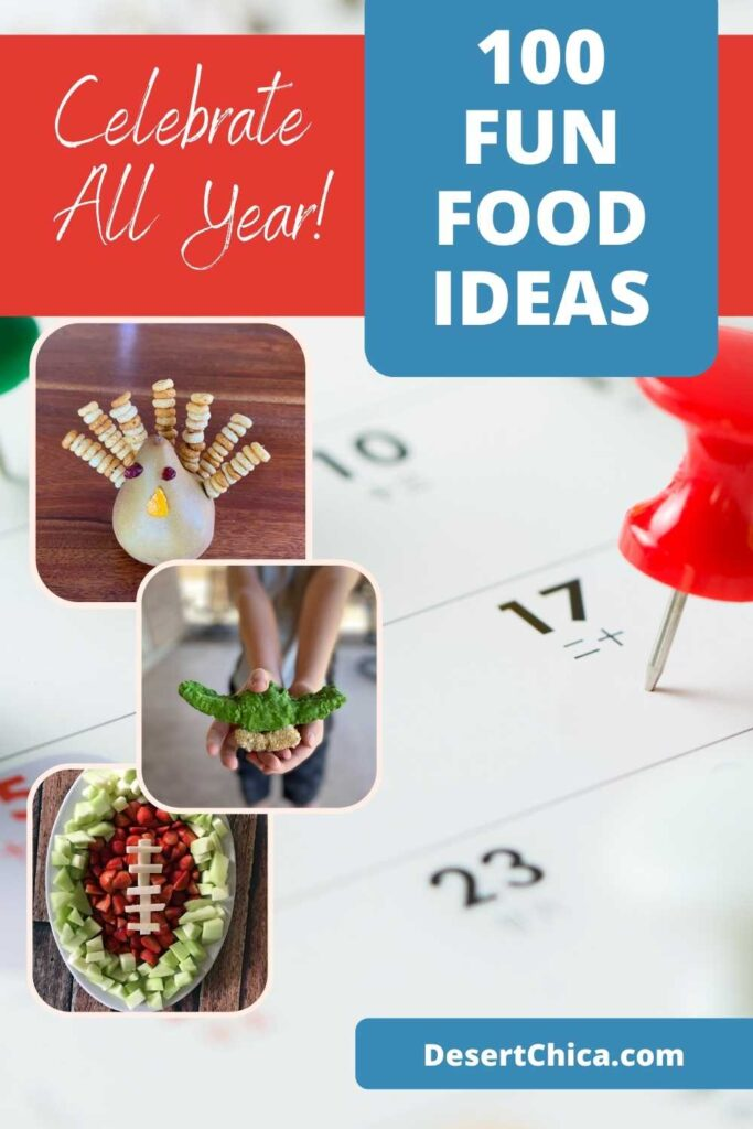 food craft ideas to make with a calendar for national days
