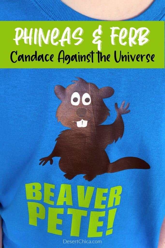 Beaver Pete t-shirt design